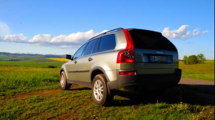 TEST JAZDENKY VOLVO XC90 D5 AWD