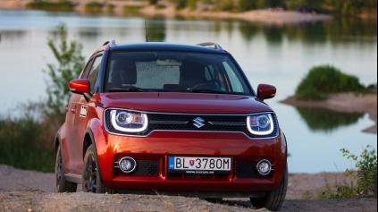 TEST SUZUKI IGNIS 4WD GLX