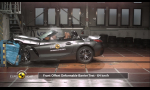 BMW Z4 Euro NCAP testy zvládlo na plný počet hviezdičiek