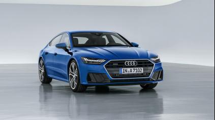 Nové Audi A7 má nové označovanie