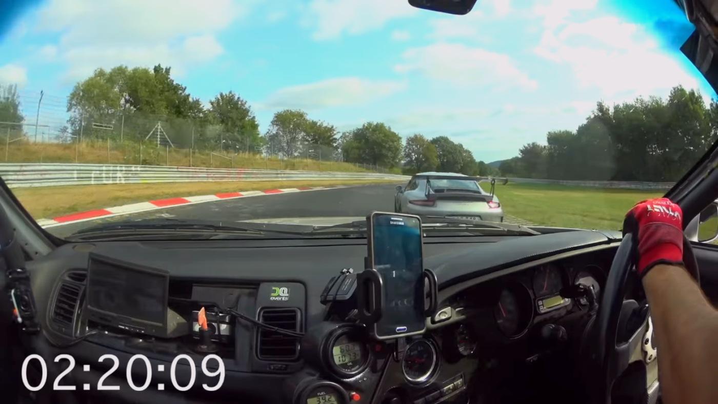 f9693a21339aa 25-ročná 700 k Supra zajazdila na Nürburgringu dychberúcich 7:18 ...