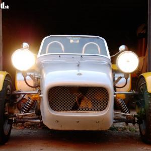 <p>Necra Replica - Lotus Super 7</p>