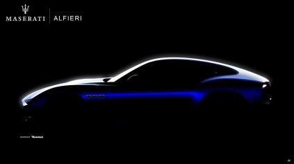 Nové Maserati už budúci rok?