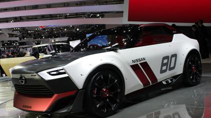 Je Nissan IDx znovuobjavený Datsun 510?