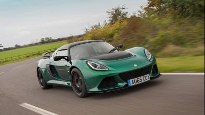 Lotus Exige schudol a dostal nové označenie Sport 350