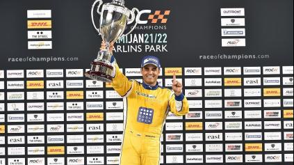 Juan Pablo Montoya vyhral Preteky šampiónov