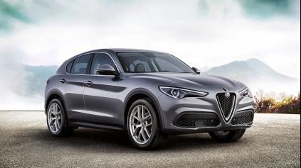 Alfa Romeo začala predávať Stelvio v edícii First Edition