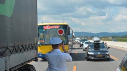 Kedy a ako môže prebehnúť cestná kontrola?