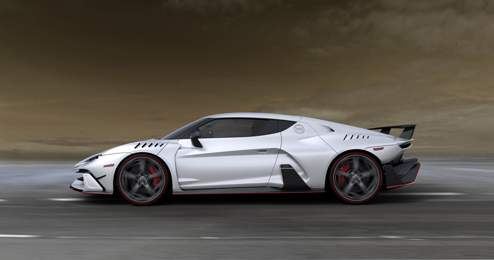 Italdesign ukázal supercar, vyrobí len 5 kusov