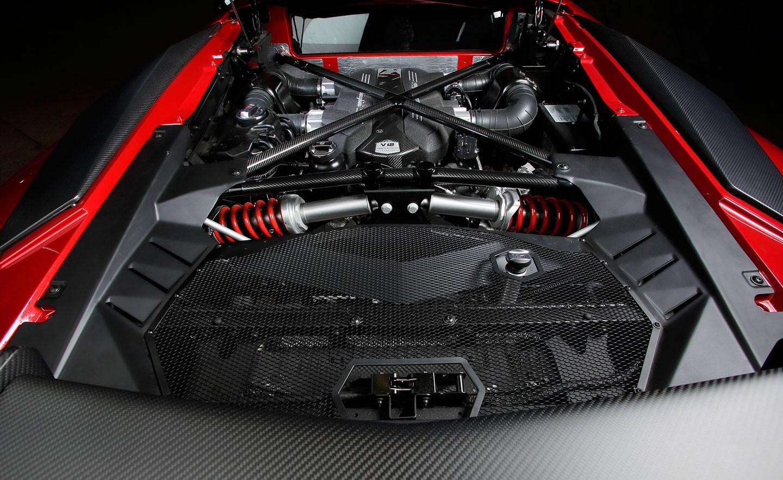 Lamborghini LP750-4 SV