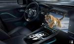 Jaguar vyvíja 3D head-up displej, bude premietať na celé okno