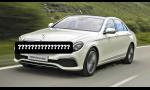 Ako by vyzeral Mercedes E, keby mal delené svetlá?