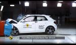 Aj najmenšie Audi A1 Euro NCAP skúšky prešlo na 5 hviezdičiek