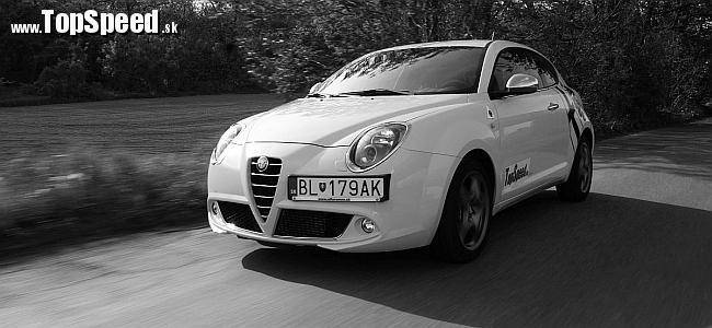 Test Alfa Romeo MiTo QV