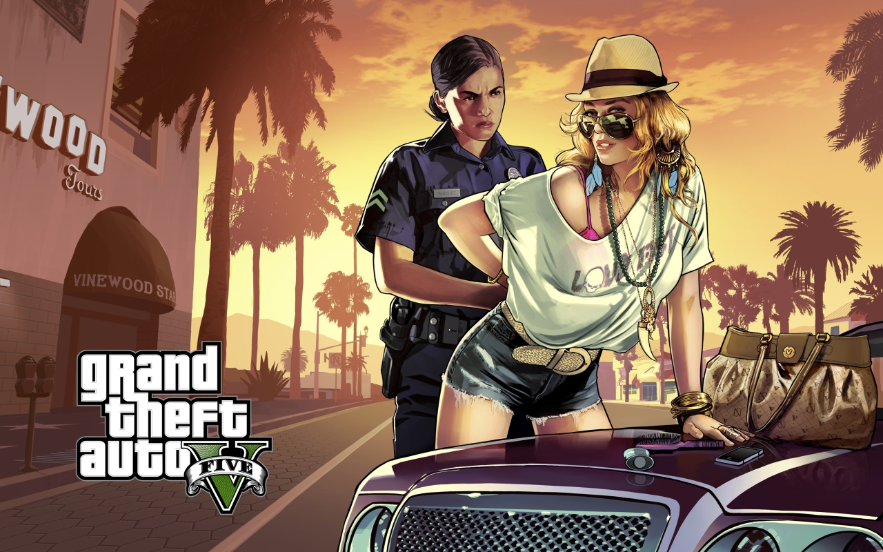 Grand Theft Auto 5 ma dva rekordy
