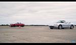 Šprint Mazda MX-5 s upravenými motormi. Kompresor kontra V6