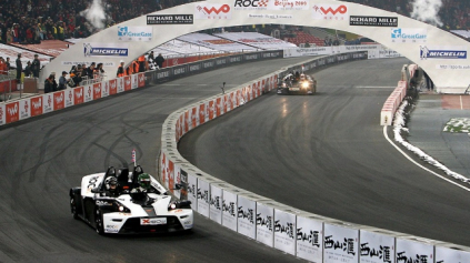 NENECHAJTE SI ÚJSŤ RACE OF CHAMPIONS 2010!