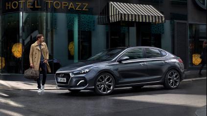 Hyundai i30 Fastback je unikát (nielen) štýlom a eleganciou