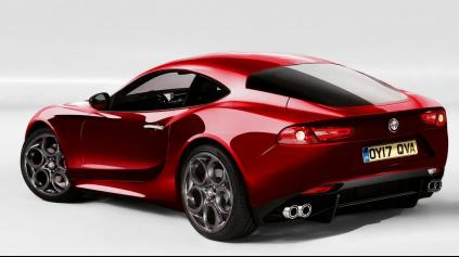 Nová Alfa Romeo 6C chce podkúriť Porsche 911