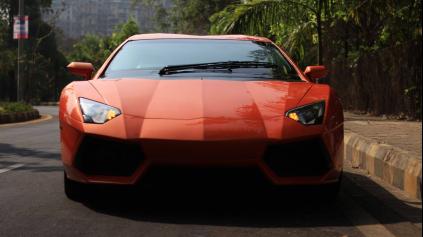 Toto Lamborghini Aventador sa narodilo ako Honda Accord