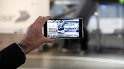 BMW SPUSTILO APLIKÁCIU PRE 3D ZOBRAZENIE ÁUT. MOBIL MUSÍ PODPOROVAŤ TANGO