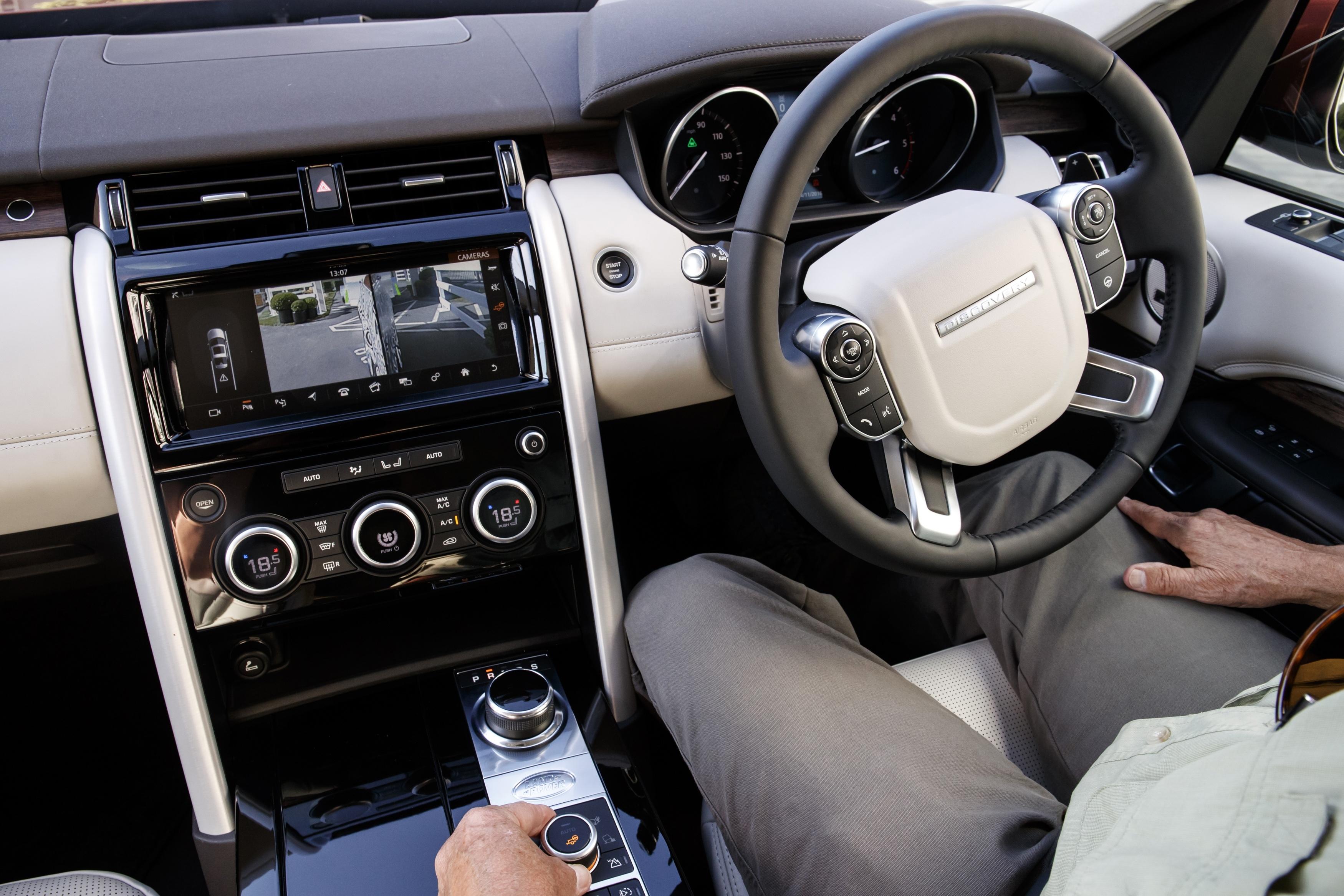 2017 Land Rover Discovery5 v predaji na Slovensku