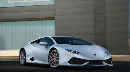Prichádza Lamborghini Huracán LP610-4