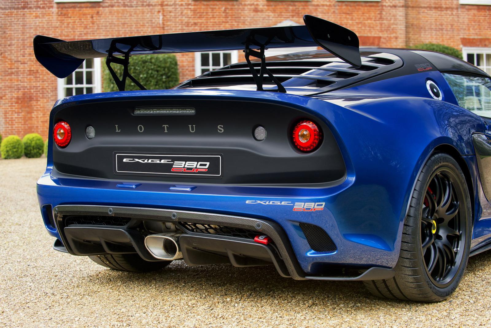 Lotus Exige Cup 380 je pre tých, ktorým je GT3 RS príliš všedné