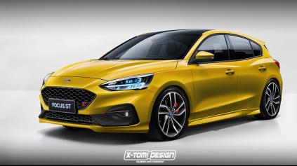 Nový Ford Focus ST 1,5 liter 3-valec nedostane