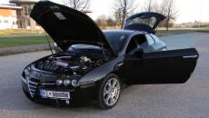24a7c961b Test jazdenky Alfa Romeo Brera - TopSpeed.sk
