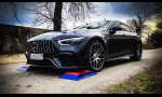Mercedes AMG GT63s 4door 4x4 test