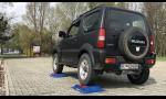 Suzuki Jimny 4x4 test