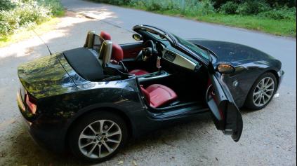TEST JAZDENKY BMW Z4 E85 (2002 - 2008)