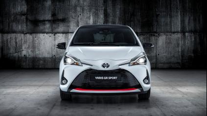 Toyota Yaris GR Sport je športová len oblečením