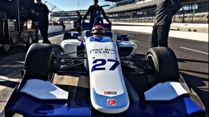 Rišo Gonda by mohol byť prvý Slovák v Indy Lights