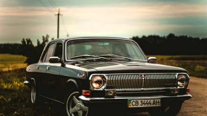 Čo ma spoločné táto Volga 24 a staré BMW 5?