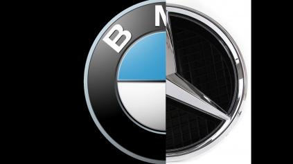 OHEŇ A VODA - DAIMLER A BMW ZVAŽUJÚ SPOLUPRÁCU