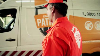 Problémy na diaľnici rieši aj Diaľničná patrola