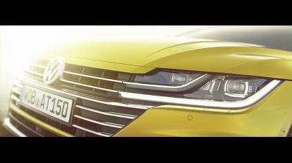 Nový Volkswagen Arteon predstavia o pár dní