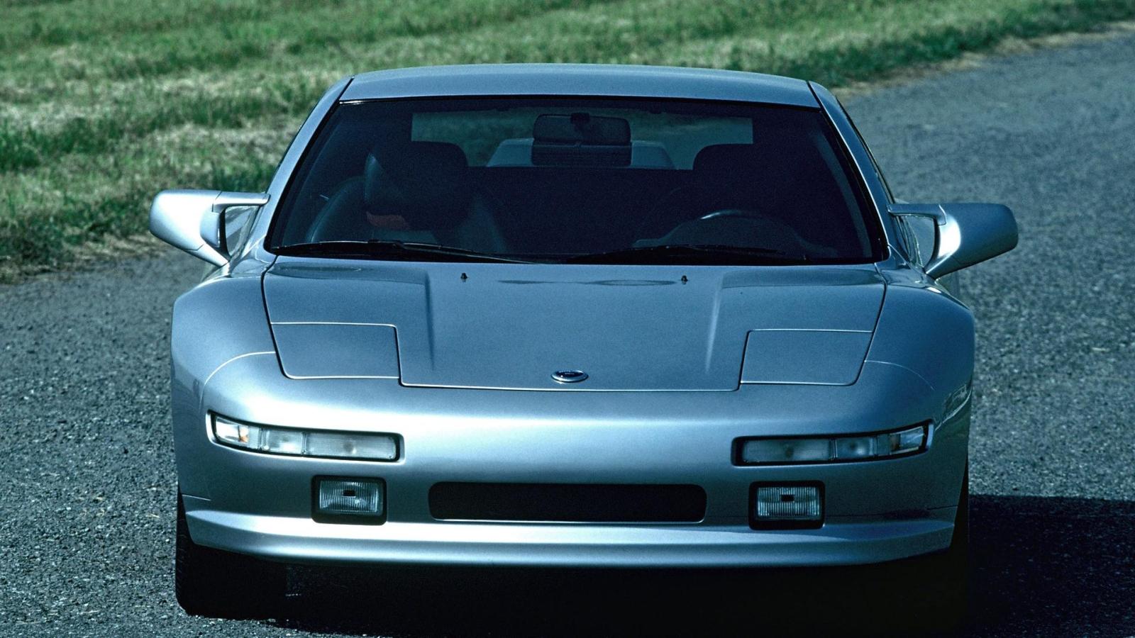 Nissan MID4, vyzerá ako NSX ale je to predchodca GT-R