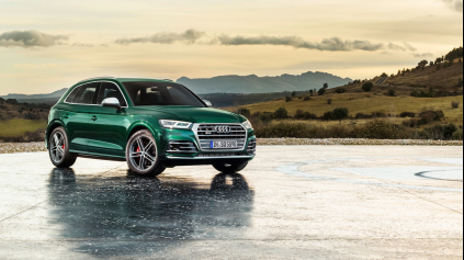 Audi SQ5 diesel doplní zážihovú verziu