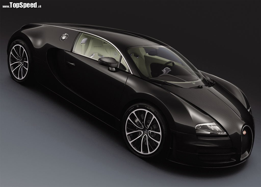 Veyron Super Sport Black Carbon