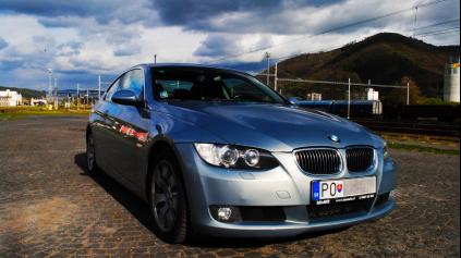 TEST JAZDENKY BMW 330D COUPÉ E92
