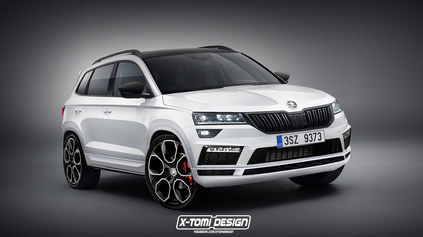 Škoda Karoq RS