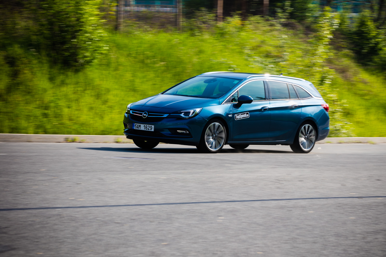 Opel Astra Sports Tourer 1,6 CDTI BiTurbo