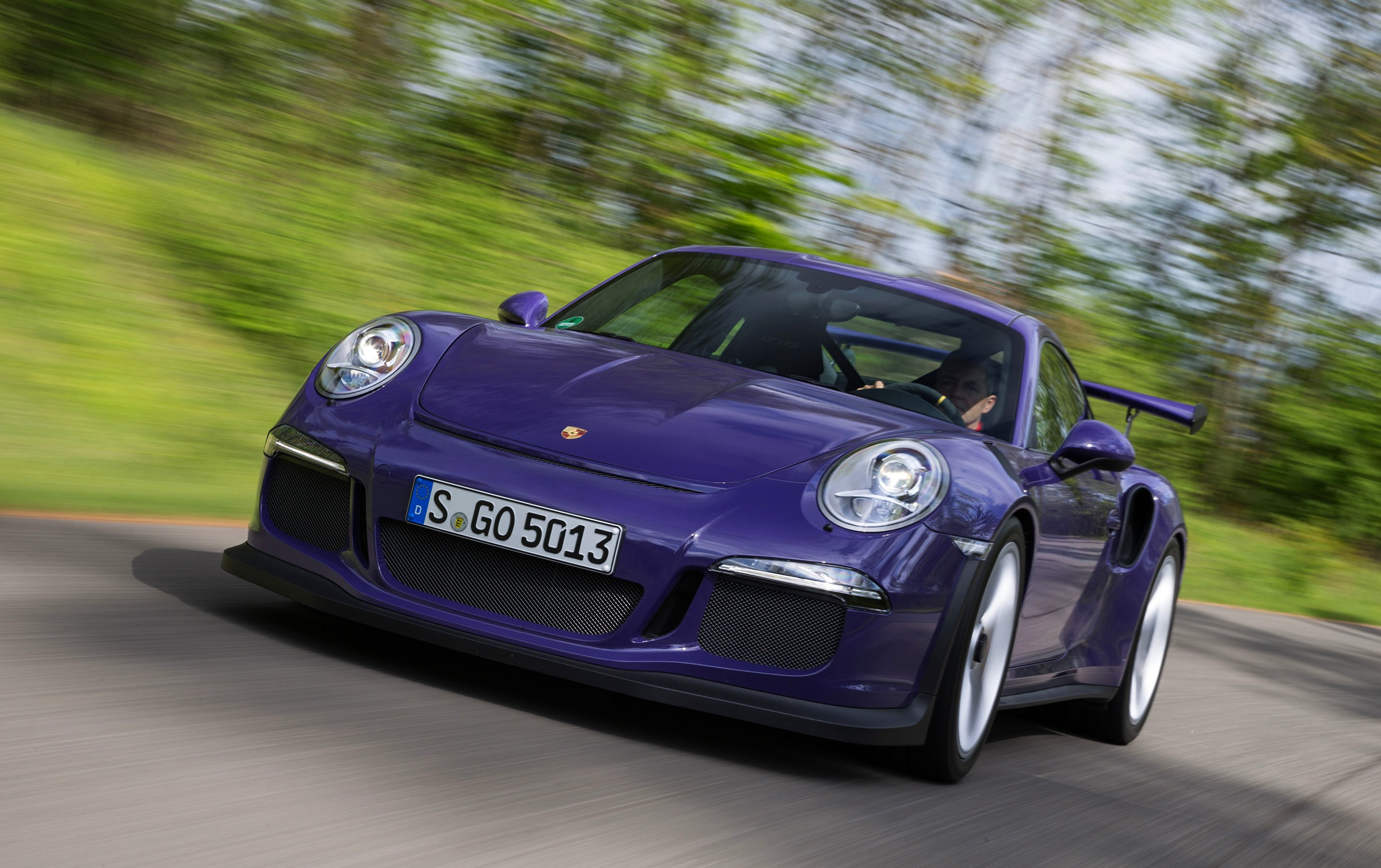 2015 Porsche 911 GT3 RS typ 991