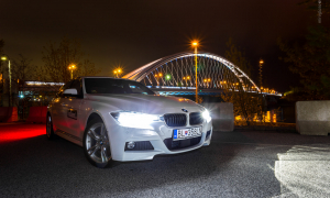 TopSpeed.sk test BMW 330e