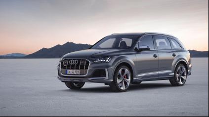 Aj modernizované Audi SQ7 2019 zachová V8 TDI a nedostane V8 TFSI