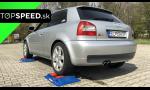 Audi S3 4x4 test (typ 8L)