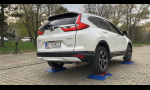 Honda CR-V hybrid 4x4 test